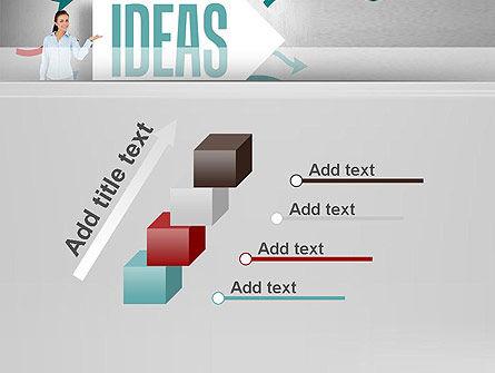 Ideas Presentation PowerPoint Template Slide 14
