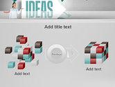 Ideas Presentation PowerPoint Template#17