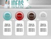 Ideas Presentation PowerPoint Template#5