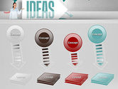 Ideas Presentation PowerPoint Template#8