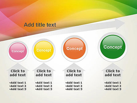 Color Happiness PowerPoint Template Slide 13