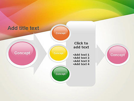 Color Happiness PowerPoint Template Slide 17