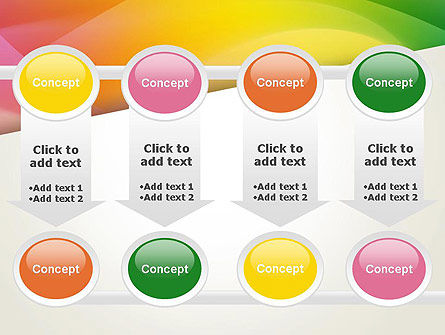 Color Happiness PowerPoint Template Slide 18