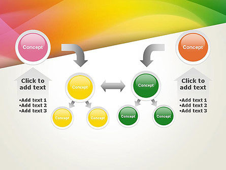 Color Happiness PowerPoint Template Slide 19