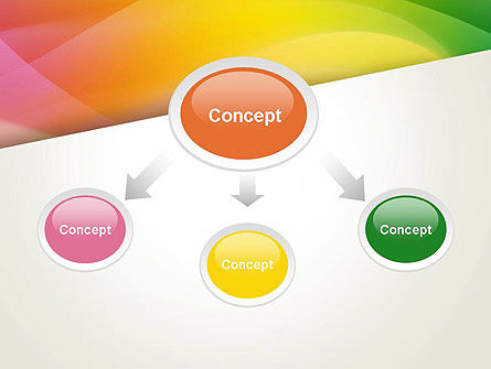 Color Happiness PowerPoint Template Slide 4