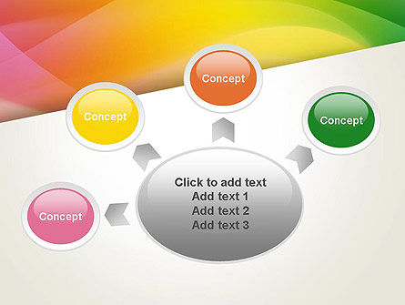Color Happiness PowerPoint Template Slide 7