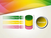 Color Happiness PowerPoint Template#11