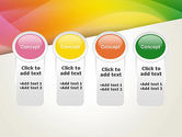Color Happiness PowerPoint Template#5