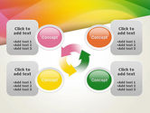 Color Happiness PowerPoint Template#9