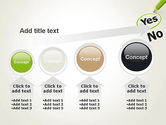Say Yes PowerPoint Template#13