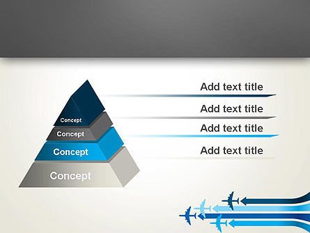 Aerial Transport PowerPoint Template Slide 4