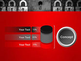 Data Security and Privacy PowerPoint Template#11