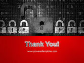 Data Security and Privacy PowerPoint Template#20