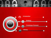 Data Security and Privacy PowerPoint Template#3