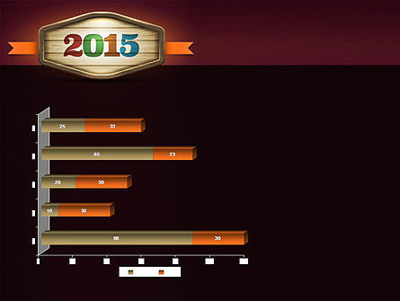 Calendar 2015 PowerPoint Template Slide 11