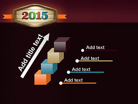 Calendar 2015 PowerPoint Template Slide 14