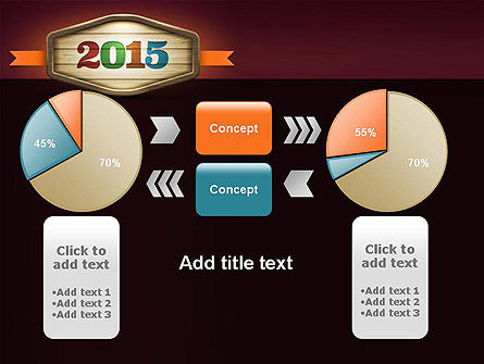 Calendar 2015 PowerPoint Template Slide 16