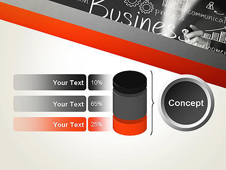 Business Project Concept PowerPoint Template Slide 11