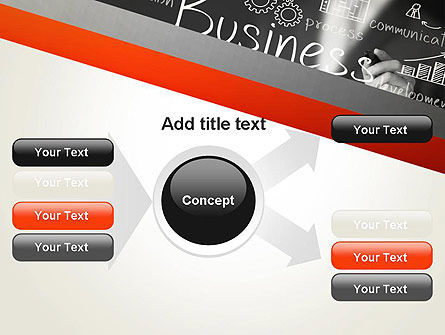 Business Project Concept PowerPoint Template Slide 14
