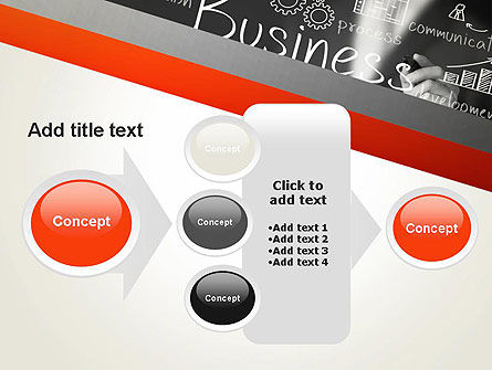 Business Project Concept PowerPoint Template Slide 17
