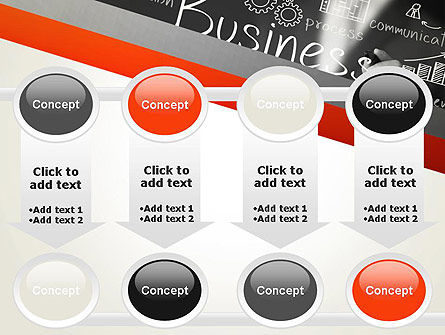 Business Project Concept PowerPoint Template Slide 18