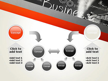 Business Project Concept PowerPoint Template Slide 19