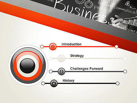 Business Project Concept PowerPoint Template Slide 3