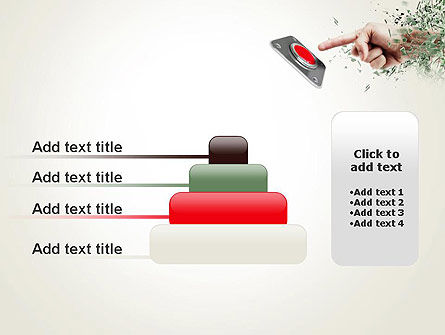 Call to Action Button PowerPoint Template Slide 8