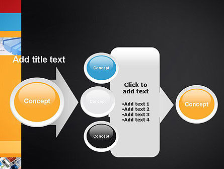 Gears Theme PowerPoint Template Slide 17