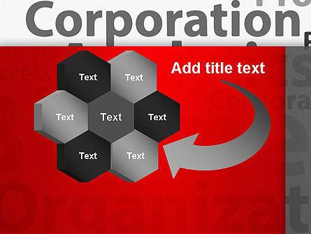 Corporation Analytics PowerPoint Template Slide 11