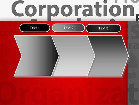 Corporation Analytics PowerPoint Template Slide 16