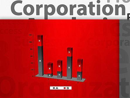 Corporation Analytics PowerPoint Template Slide 17