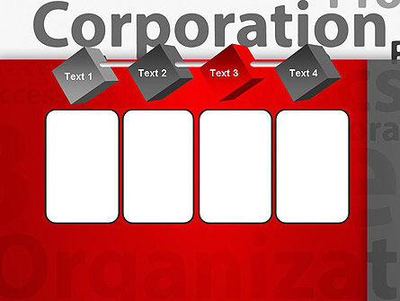 Corporation Analytics PowerPoint Template Slide 18