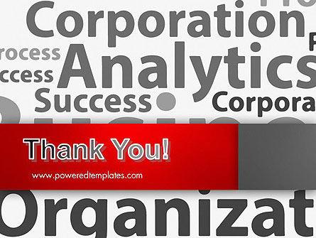 Corporation Analytics PowerPoint Template Slide 20