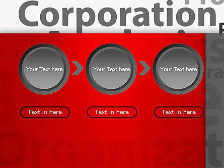Corporation Analytics PowerPoint Template Slide 5