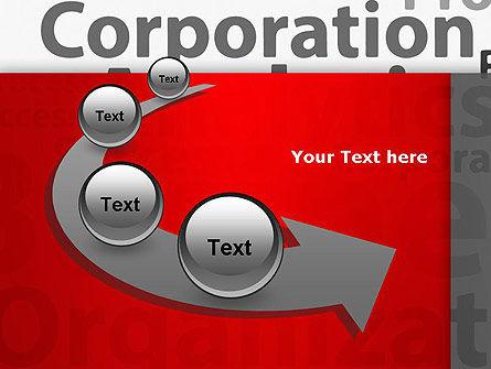 Corporation Analytics PowerPoint Template Slide 6