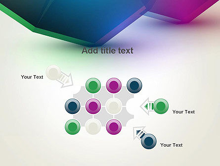 Abstract Objects PowerPoint Template Slide 10