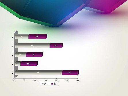 Abstract Objects PowerPoint Template Slide 11
