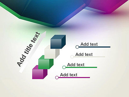 Abstract Objects PowerPoint Template Slide 14