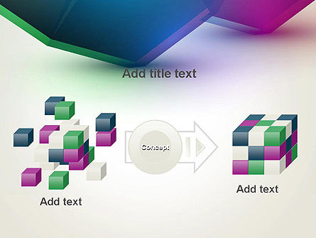 Abstract Objects PowerPoint Template Slide 17