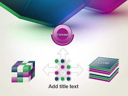 Abstract Objects PowerPoint Template Slide 19