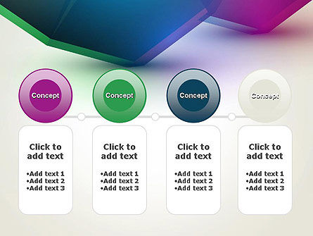 Abstract Objects PowerPoint Template Slide 5