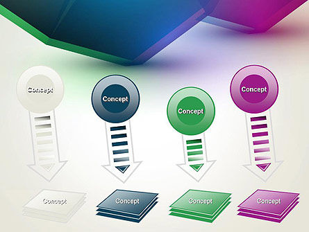 Abstract Objects PowerPoint Template Slide 8
