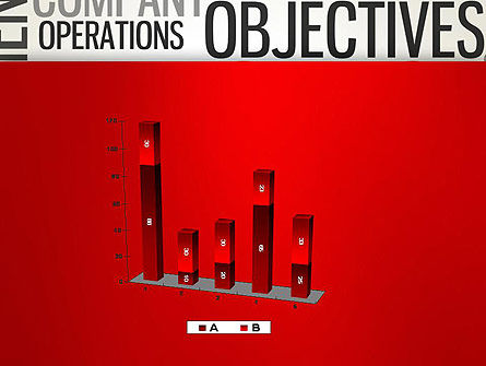 Objectives and Targets Word Cloud PowerPoint Template Slide 17