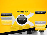 Strategic Outsourcing PowerPoint Template#15