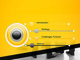Strategic Outsourcing PowerPoint Template#3