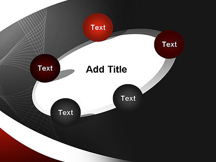 Abstract Layers PowerPoint Template Slide 14