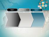 Financial World PowerPoint Template#16
