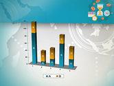 Financial World PowerPoint Template#17