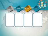 Financial World PowerPoint Template#18